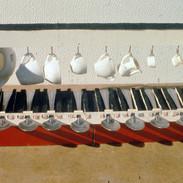 13_Ann Stoddard 3D Found object musical