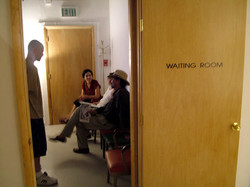 Waiting Room / Application Center