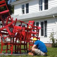 18_Ann Stoddard Sculpture Outdoor Collab