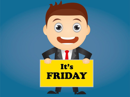 FRIDAYS: THE SOCIETAL PRESSURE TO HAVE A GOOD TIME