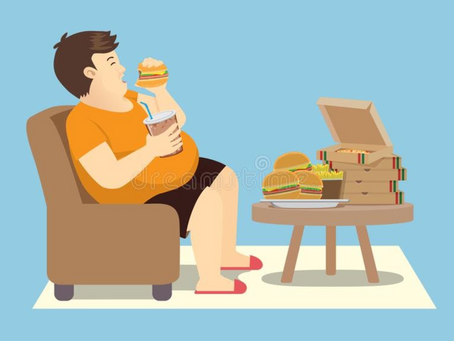 RELATIONSHIP WITH FOOD - OVEREATING & PREVENTION