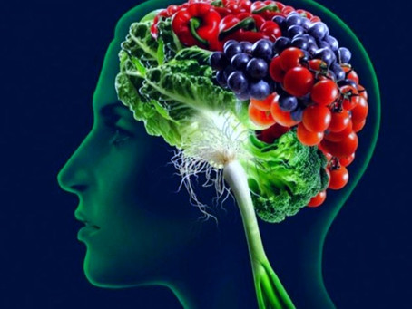 FOOD & MOOD: LINKING NUTRITION WITH MENTAL HEALTH