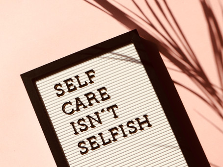 TAKE OUT TIME FOR SELF-CARE: WOMEN'S DAY SPECIAL