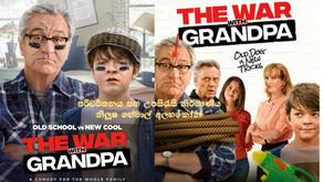 The War with Grandpa (2020) සිංහල උපසිරැසි