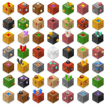 Minecraftのポスター