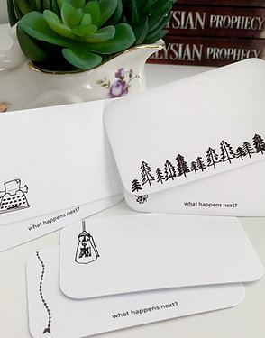 Outlining Cards