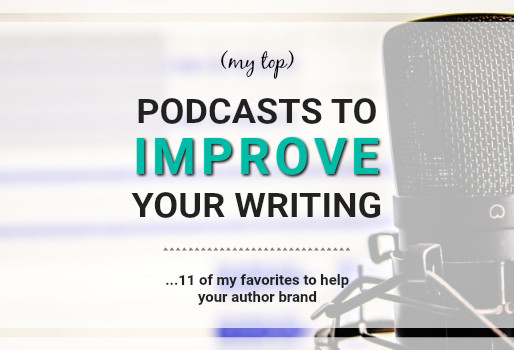 11 Podcasts to Improve Your Author Business