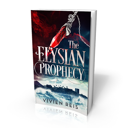 The Elysian Prophecy (The Deian Chronicles #1)