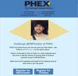 I'm going to PHEX!