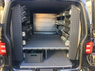 Van Racking project