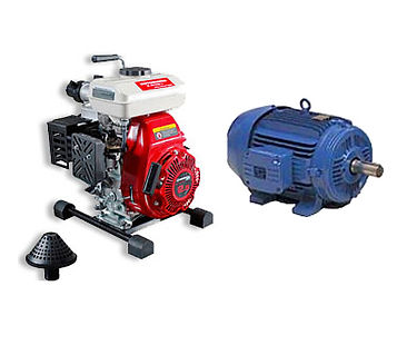 motor combustivel e eletrico