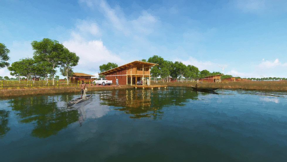 Aquaculture Home 2