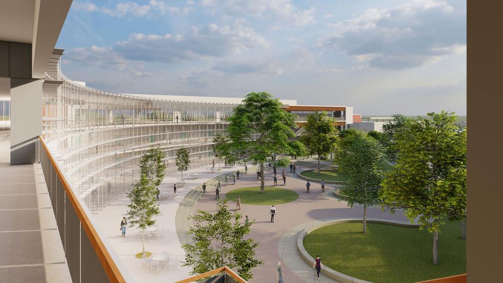 Alameda College CR / Lab Building 2