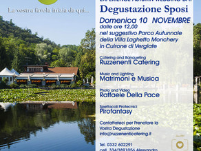 Wedding Open Day - Villa Laghetto Monchery