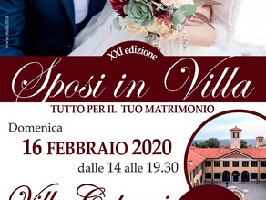 Wedding Open Day in Villa Caproni