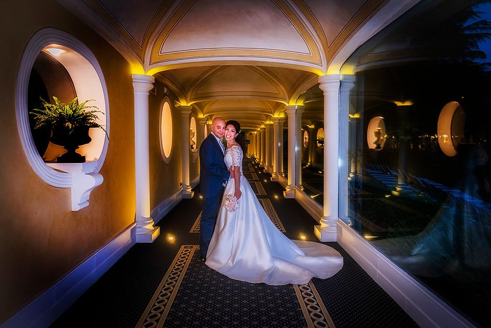 Sabrina e Serio - Grand Hotel Dino Baveno Lago Maggiore