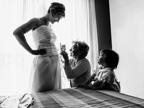 Impaginazione: L'Album Matrimoniale di Debora e Massimiliano