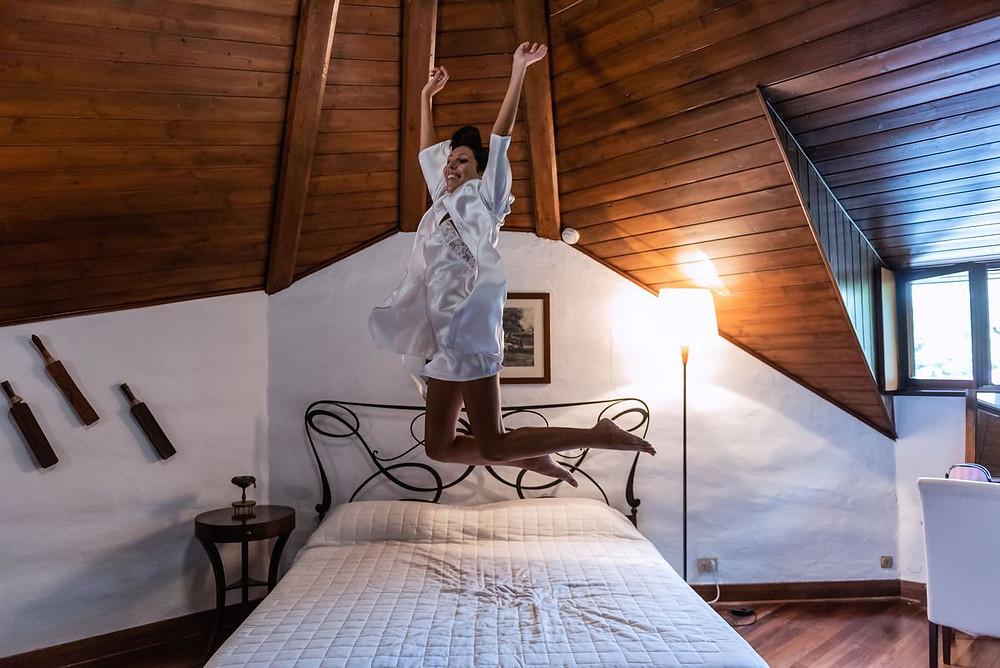 L'impaginato dell'Album Matrimoniale di Giada e Vinvenzo, Sposi il 14 settembre 2018 in Villa Repui a Besozzo (VA).