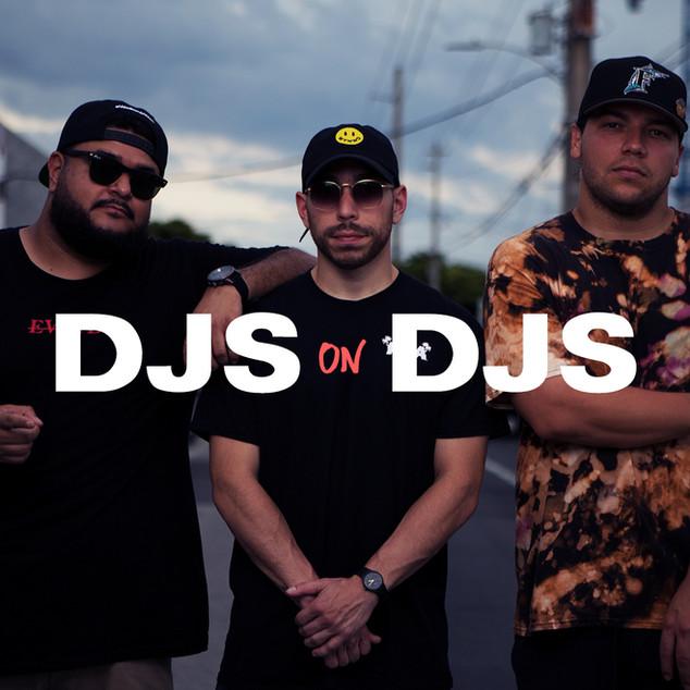 DJs on DJs