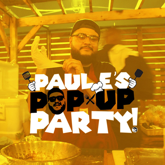 PAUL E'S POP UP