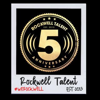 ROCKWELL 5 YEAR ANNI.
