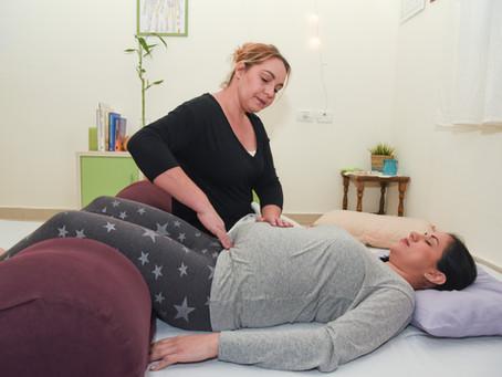 איך שיאצו יכול להקל על כאבי ההריון ולהכין אותך הכי טוב לקראת הלידה?