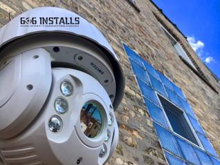 606 Installs   PTZ HD 1080P