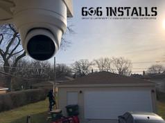 4K Security Camera - Turret - Outdoor