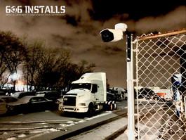 Truck Yard Security