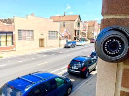 Pilsen security cameras