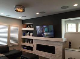 606 Installs | Mounted Tilt TV Installation