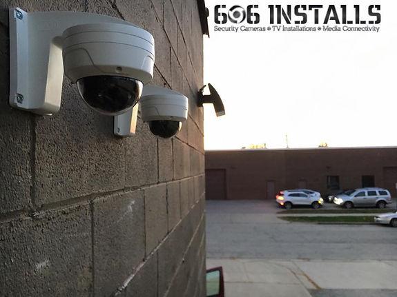 chicago security camera installation company