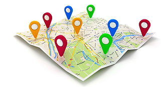Map of Chicago and Surrounding Suburbs 606 Installs Services