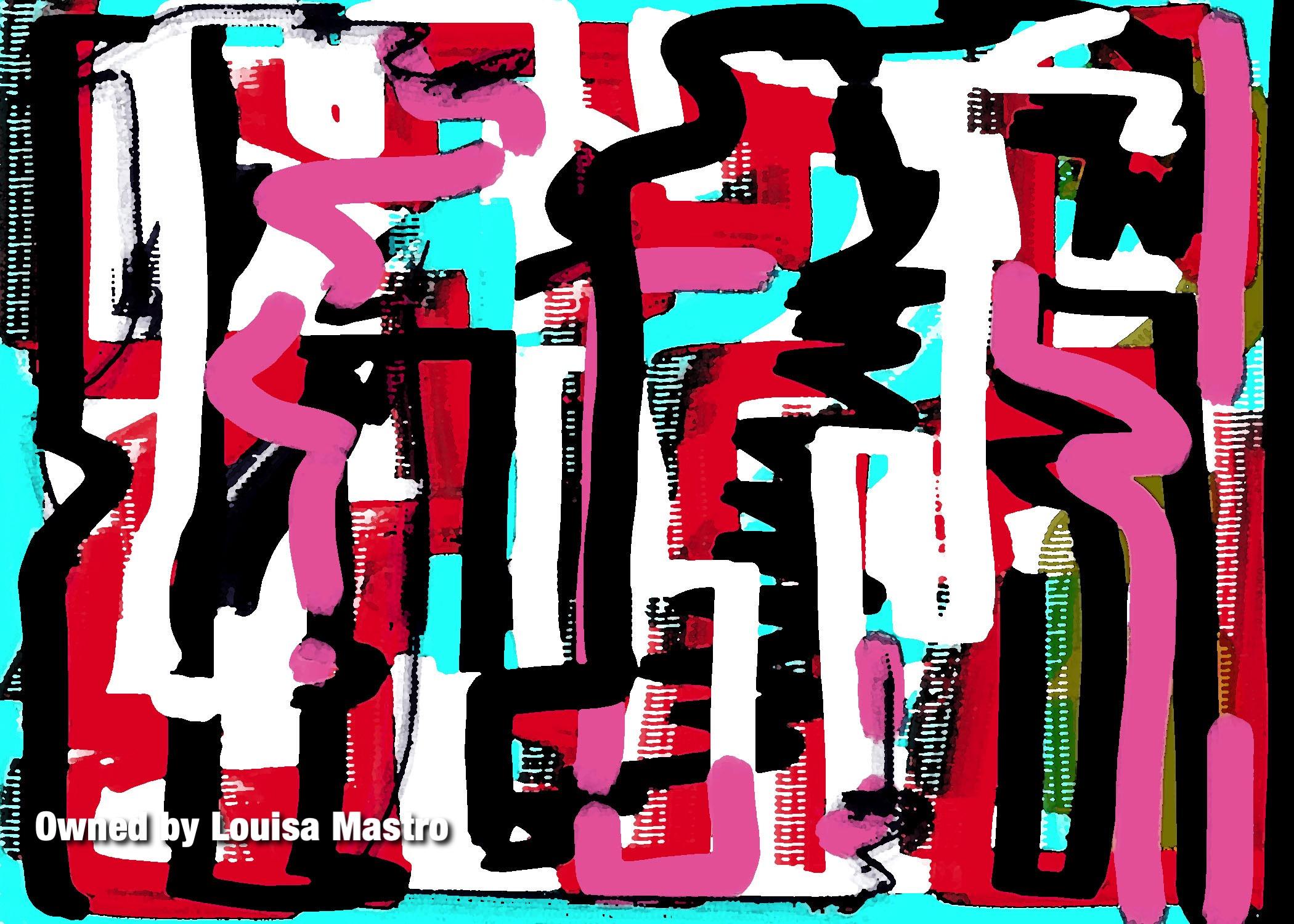 Guitar Wall (c) Louisa Mastro