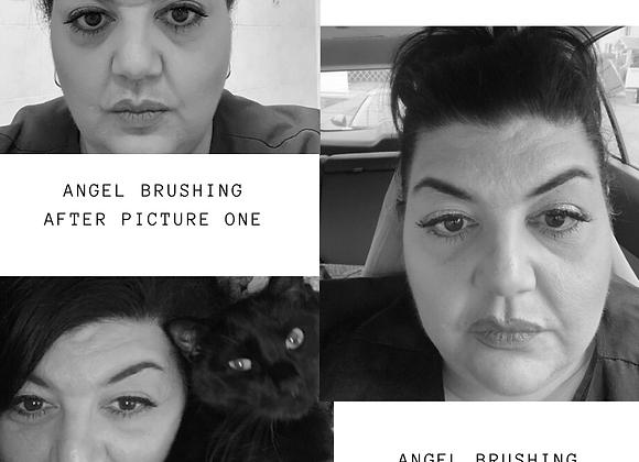 Angel Brushing for Facial Rejuvenation