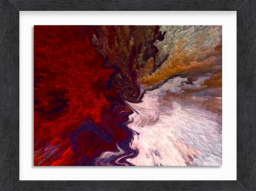 Red Chrysanthemum (c) 2020