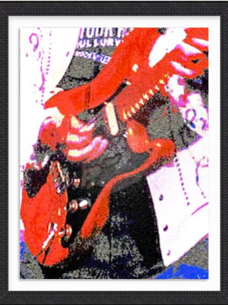 Protest Guitar