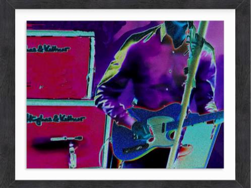 Purple Rocker