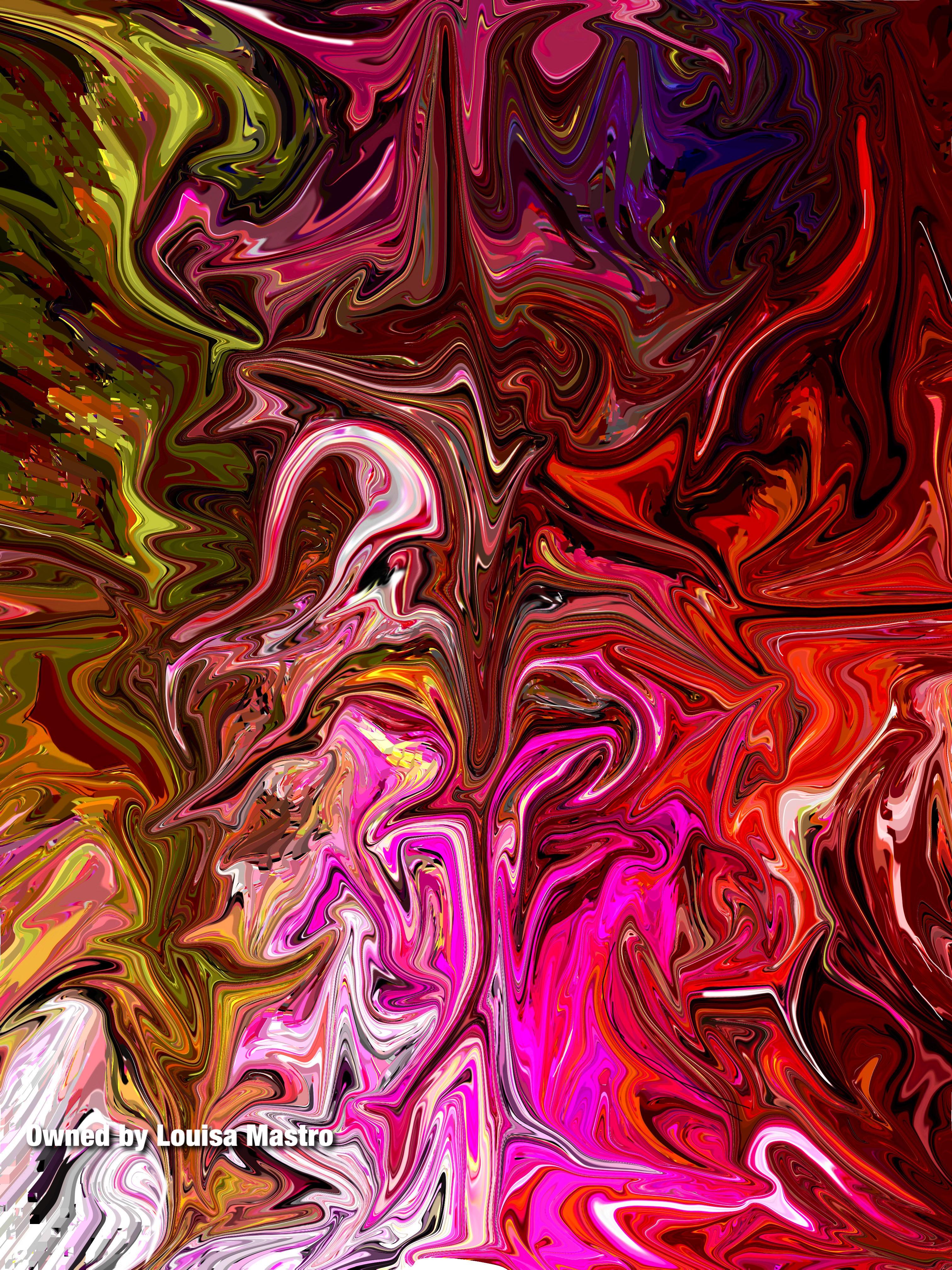 Abstract Wolf (c) Louisa Mastro
