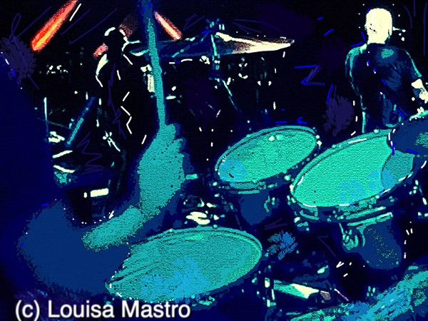 Blue Drums-1