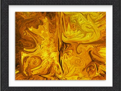 Golden Stream Butterfly (c) 2020