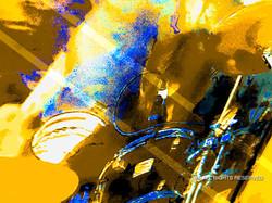 Drummer Splash (c) All Rights Reserved