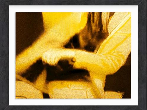 Yellow Jacket Rocker