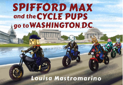 Spifford Max Washington, D.C. Cover