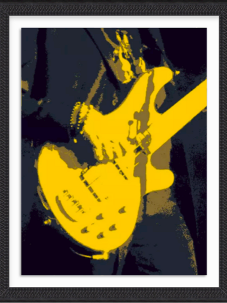 Power Rock - Yellow