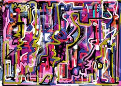 Pink Horses (c) 2020