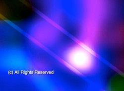Blue Illumination (c) All Rights Reserved