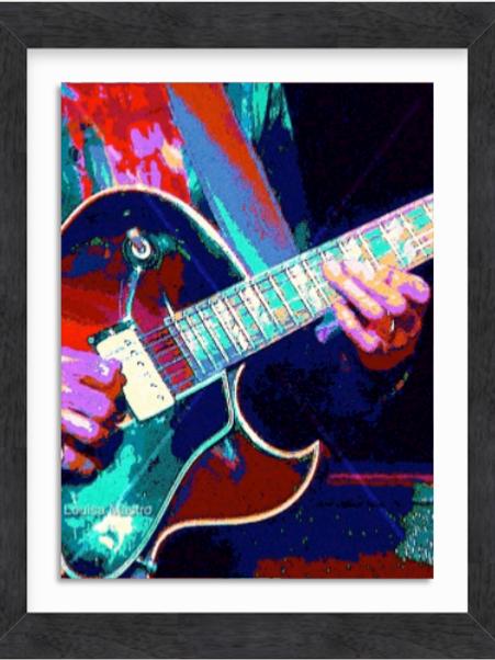 Radiant Guitar