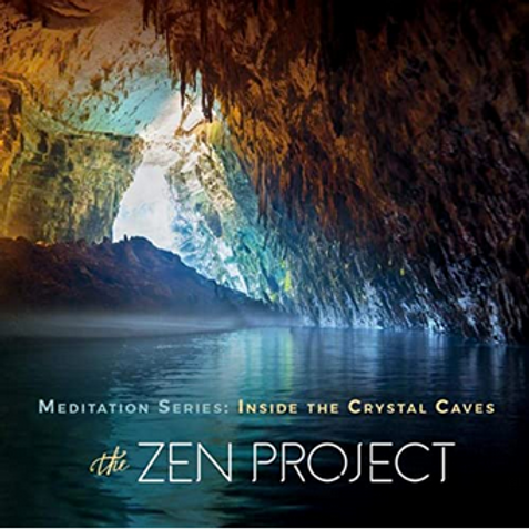 The Zen Project: Inside the Crystal Caves CD