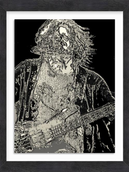 Stoned Bassist
